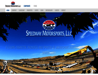gospeedway.com screenshot