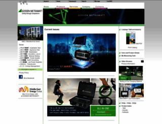 gossenmetrawatt.com screenshot