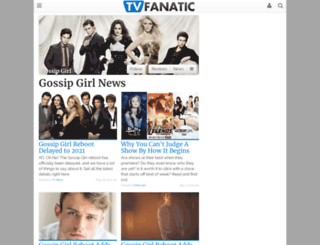 gossipgirlinsider.com screenshot