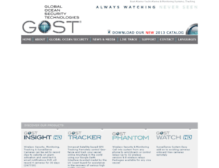 gosttracker.com screenshot