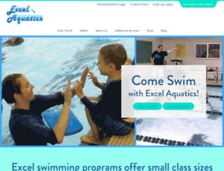 goswimexcel.com screenshot