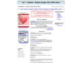 gotalkmobile.com screenshot