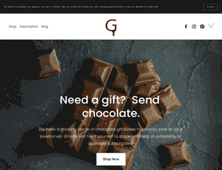 gotchocolate.com screenshot