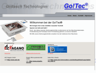 gotechnologies.de screenshot