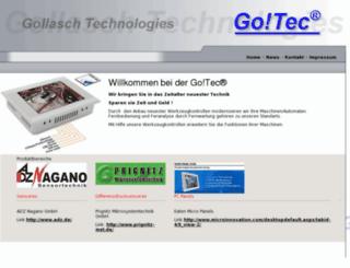 gotechnologies.de screenshot