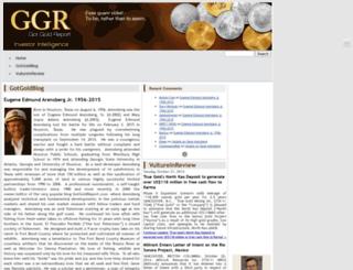 gotgoldreport.com screenshot