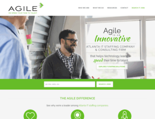 gotoagile.com screenshot