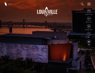 gotolouisville.com screenshot