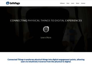 gototags.com screenshot