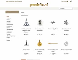 goudsite.nl screenshot