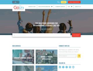 gouni.co.uk screenshot
