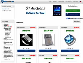 governmentauctions.us.com screenshot