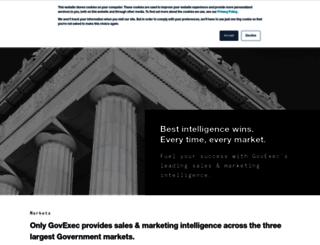 govexecmediagroup.com screenshot
