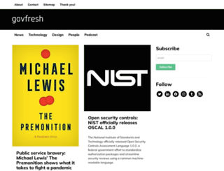 govfresh.com screenshot