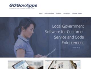 govoutreach.com screenshot