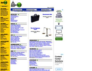 govspot.com screenshot