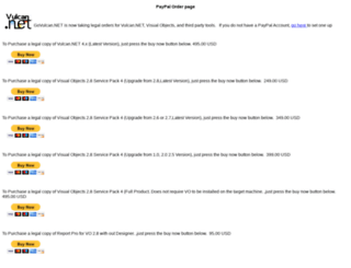 govulcan.net screenshot