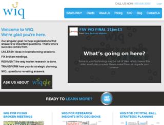 gowebiq.com screenshot