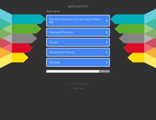 gozengo.com screenshot
