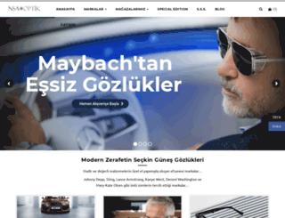 gozlukal.com screenshot