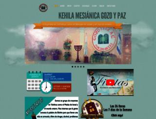gozoypaz.mx screenshot