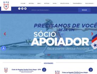 gpa1888.com.br screenshot