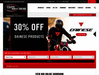gpbikes.com screenshot