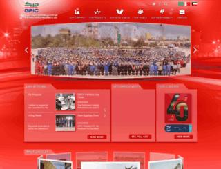gpic.com screenshot