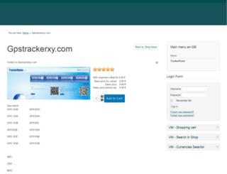 gpslocalizador.es screenshot