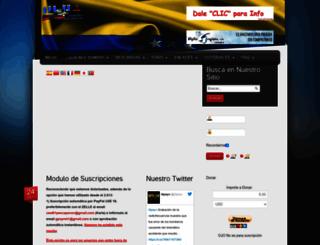 gpsyv.net screenshot
