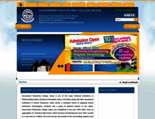 gptcadoor.org screenshot