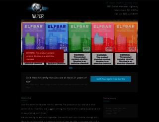gpvapor.com screenshot