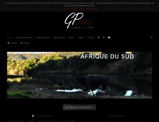 gpvoyages-chasse-peche.com screenshot