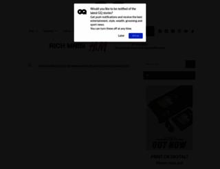 gq.co.za screenshot