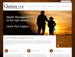 gquinncpa.com screenshot