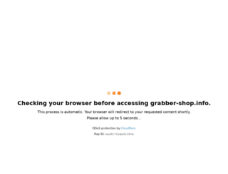 grabber-shop.ru screenshot