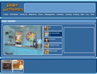 gracegirlsgames.com screenshot