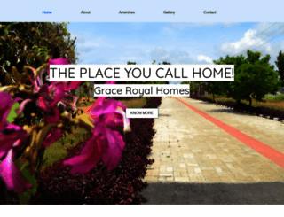 graceproperties.co.in screenshot