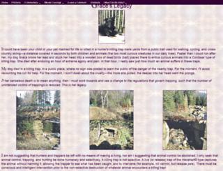 graceslegacy.com screenshot