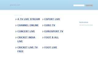 gracive.com screenshot