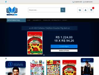 graficasud.com.br screenshot