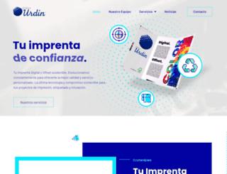 graficasurdin.com screenshot