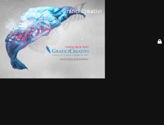 graficicreativi.com screenshot