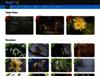 grafimx.com screenshot