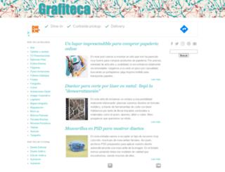 grafiteca.info screenshot