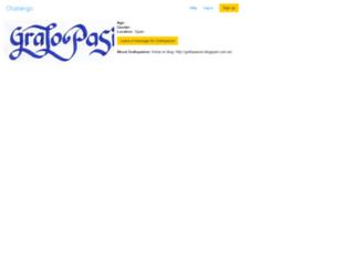 grafopasion.chatango.com screenshot