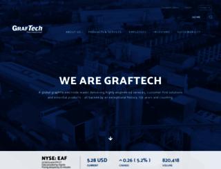 graftech.com screenshot