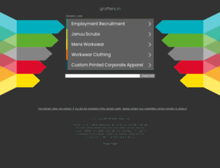 grafters.in screenshot