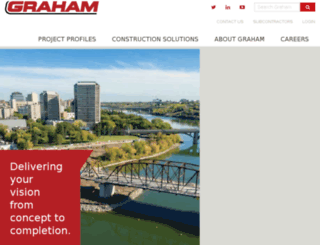 graham.ca screenshot