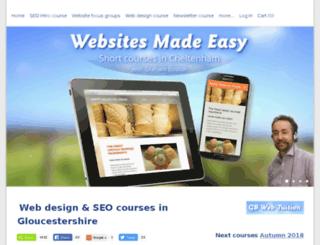 grahambostonwebtuition.co.uk screenshot